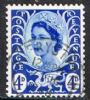 Wales SG W2p 1967 Definitive 4d PHOSPHOR good/fine used